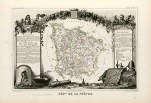 Département de la Nièvre