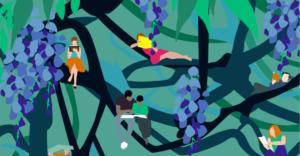 Amis de Colette : 2e édition de la journée des glycines