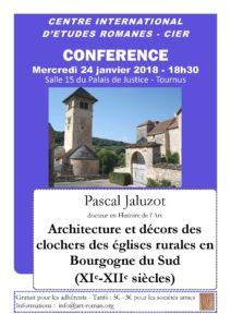 Architecture et décors des clochers des églises rurales en Bourgogne du sud