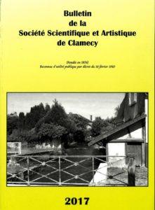 Bulletin de la Société scientifique et artistique de Clamecy, 2017