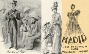 L'évolution du vêtement féminin durant la Première Guerre mondiale