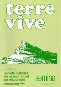 Terre vive, n° 164, 2018