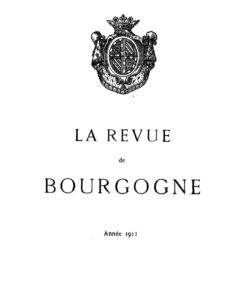 La Revue de Bourgogne