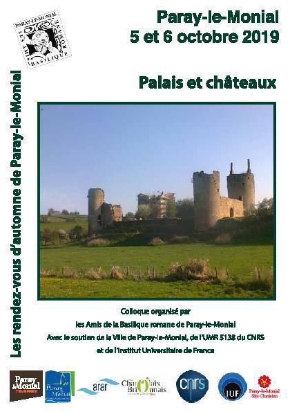 Rendez-vous d'automne de Paray-le-Monial Palais et châteaux