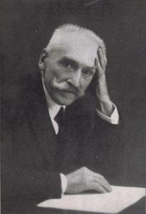 Portrait d'Edouard Estaunié