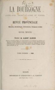 La Bourgogne (Dijon. 1868)